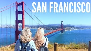 Exploring San Francisco | Travel Vlog(Today we explored San Francisco!! We saw the Golden Gate Bridge and the Painted Ladies!! Tell us below if you've ever been! Click Thumbs Up if you love it!, 2016-08-10T21:00:00.000Z)
