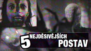 5 NEJDĚSIVĚJŠÍCH POSTAV