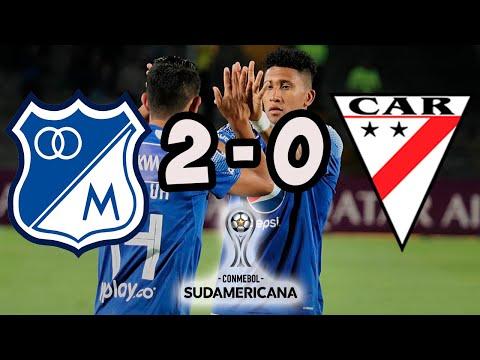 Millonarios 2 - 0 Always Ready |Copa Sudamericana 2020| Triunfo embajador.