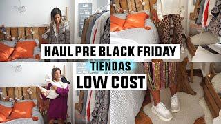 MEGA TRY-ON HAUL PRE Black Friday: SHEIN, Aliexpress, Rosegal