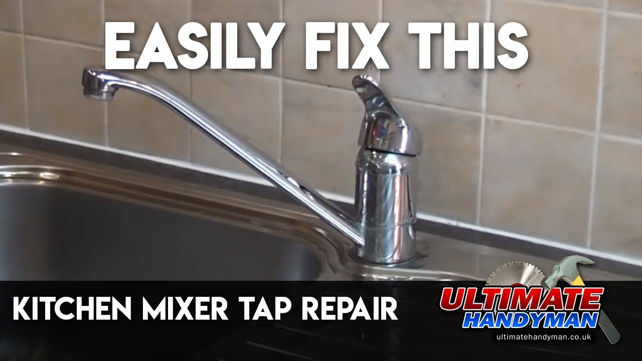 Kitchen Mixer Rugs For The Tap Repair Youtube