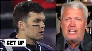 Rex Ryan decodes Tom Brady's response to Julian Edelman's post about Cam Newton | Get Up
