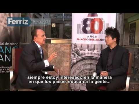 Entrevista Lang Lang