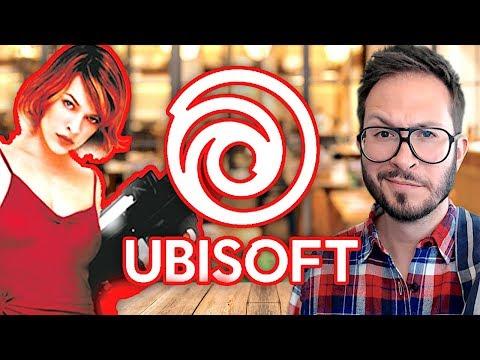 Ubisoft s'excuse, Resident Evil sur Netflix, le grand mercato, PT de retour..