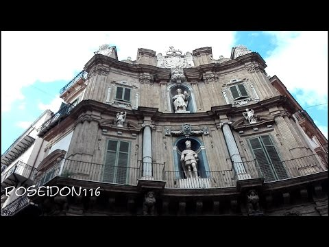 I meravigliosi Quattro Canti di Palermo