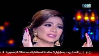 محمد فؤاد  يختتم حلقته  من برنامج شيخ الحارة بأغنية الله أكبر كبيرا