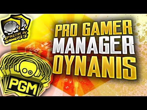 LİGİ ÜÇÜNCÜ BİTİRDİK / Pro Gamer Manager : Türkçe Oynanış - Bölüm 4