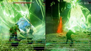 Dragon Age: Inquisition - PS4 vs Xbox One Frame-Rate Test