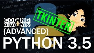 TKINTER PYTHON 3.5 Tutorial Indonesia - [2] Program Sederhana