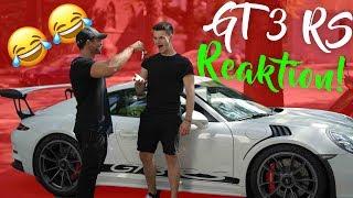 19 Jähriger bekommt Porsche Gt3rs