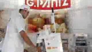 G-paniz PA27 Preparador de Alimentos / www.centerpan.com