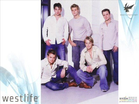 Westlife Don't let me go