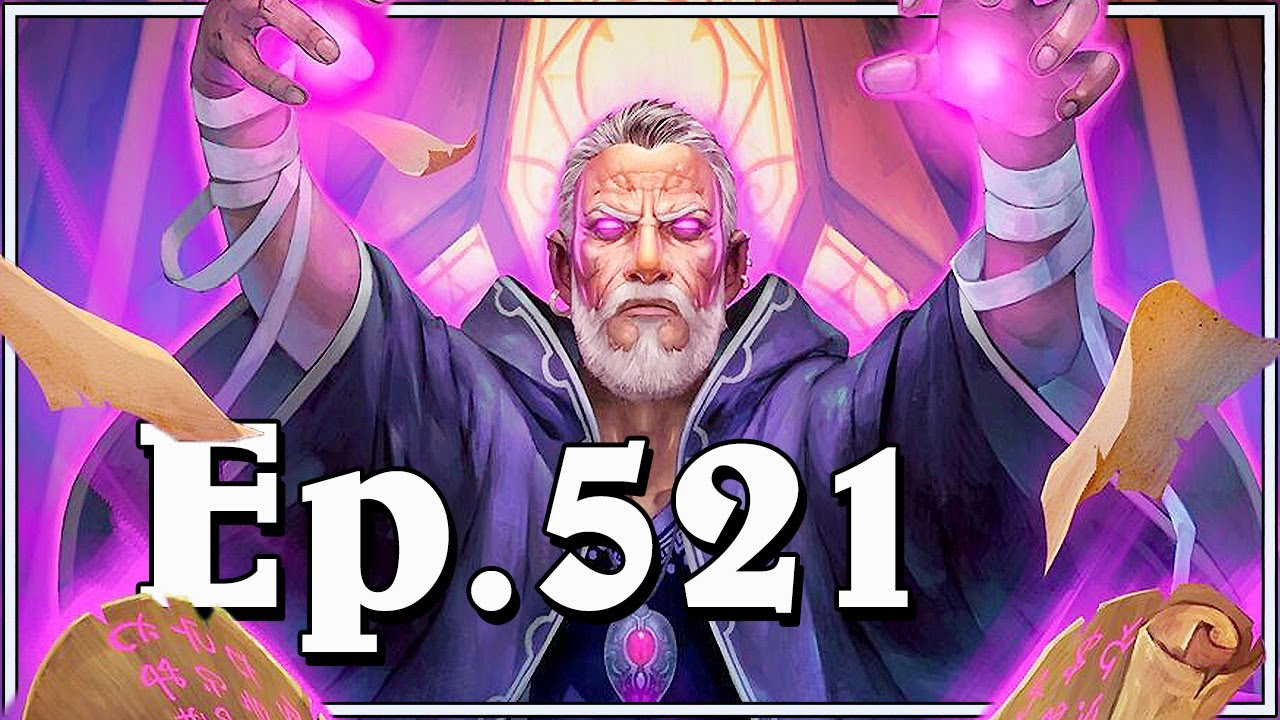 Funny And Lucky Moments - Hearthstone - Ep. 521 thumbnail