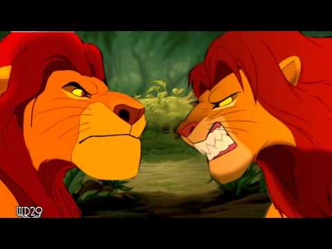 Simba And Mufasa's Argument (Voice Crossover)