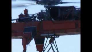 Ericson Skycrane Sikorsky S64 Training