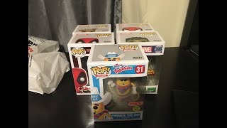 Need a Twinkie the Kid Funko Pop Target Exclusive? Marvel Holiday Pops Too Early?