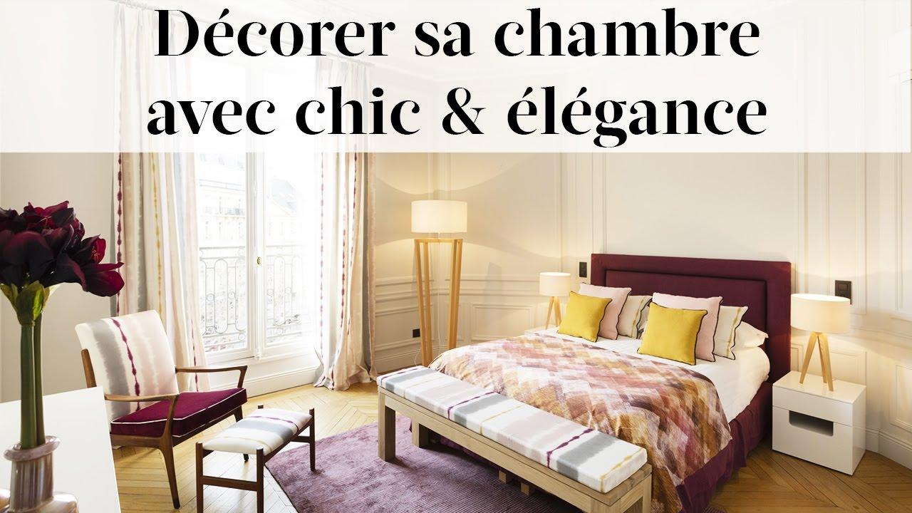 comment decorer sa chambre avec elegance decoration chambre parentale