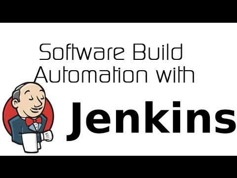 Software Build Automation with Jenkins
