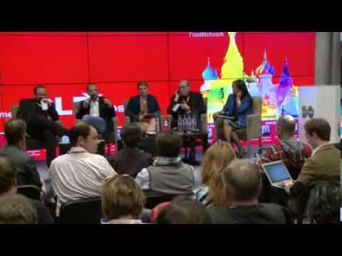 DLD Moscow 2012 - Multi-Media Platforms (Kudriavtsev, Mironyuk, Schonfeld, Wang)