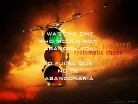 Dream Theater-The ministry of lost souls lyrics English/Español