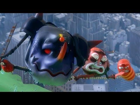 LARVA - UMBRELLA | Cartoon Movie | Cartoons For Children | Larva Cartoon | LARVA Official