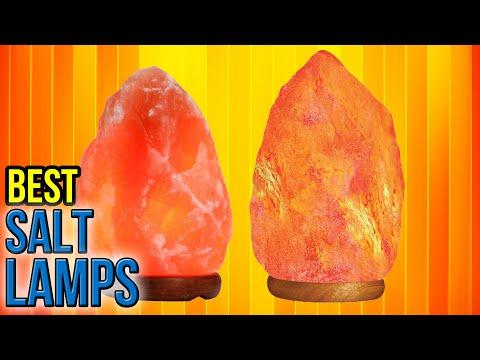 10 Best Salt Lamps 2016