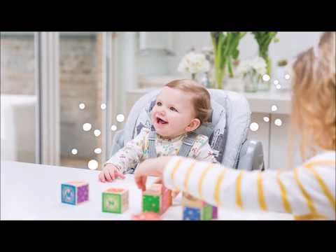 Joie Multiply 6-in-1 Highchair – Smyths Toys