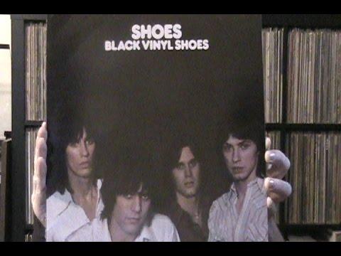 Talk About Pop Music: Episode 53: Shoes: Black Vinyl Shoes (Sire/1979)