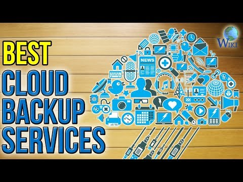 3 Best Cloud Backup Services 2017