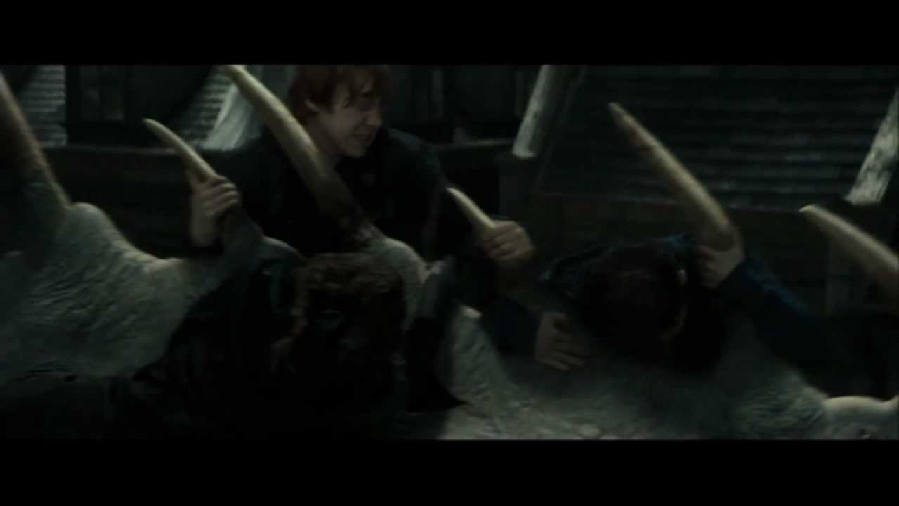 Download Harry Potter and the Deathly Hallows part 2 - the escape from Gringotts (HD)