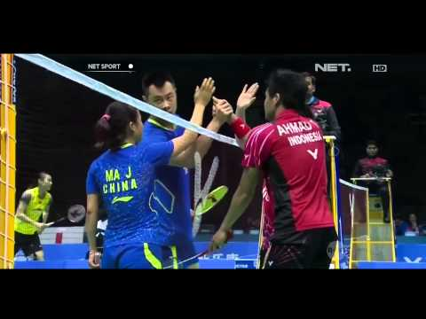 NET Sport - Dua Wakil Indonesia Lolos ke Final Bulutangkis Asia 2015 Mp3