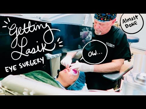 My $4,000 LASIK Eye Surgery Experience (Laser Vision Correction) | Valory Pierce