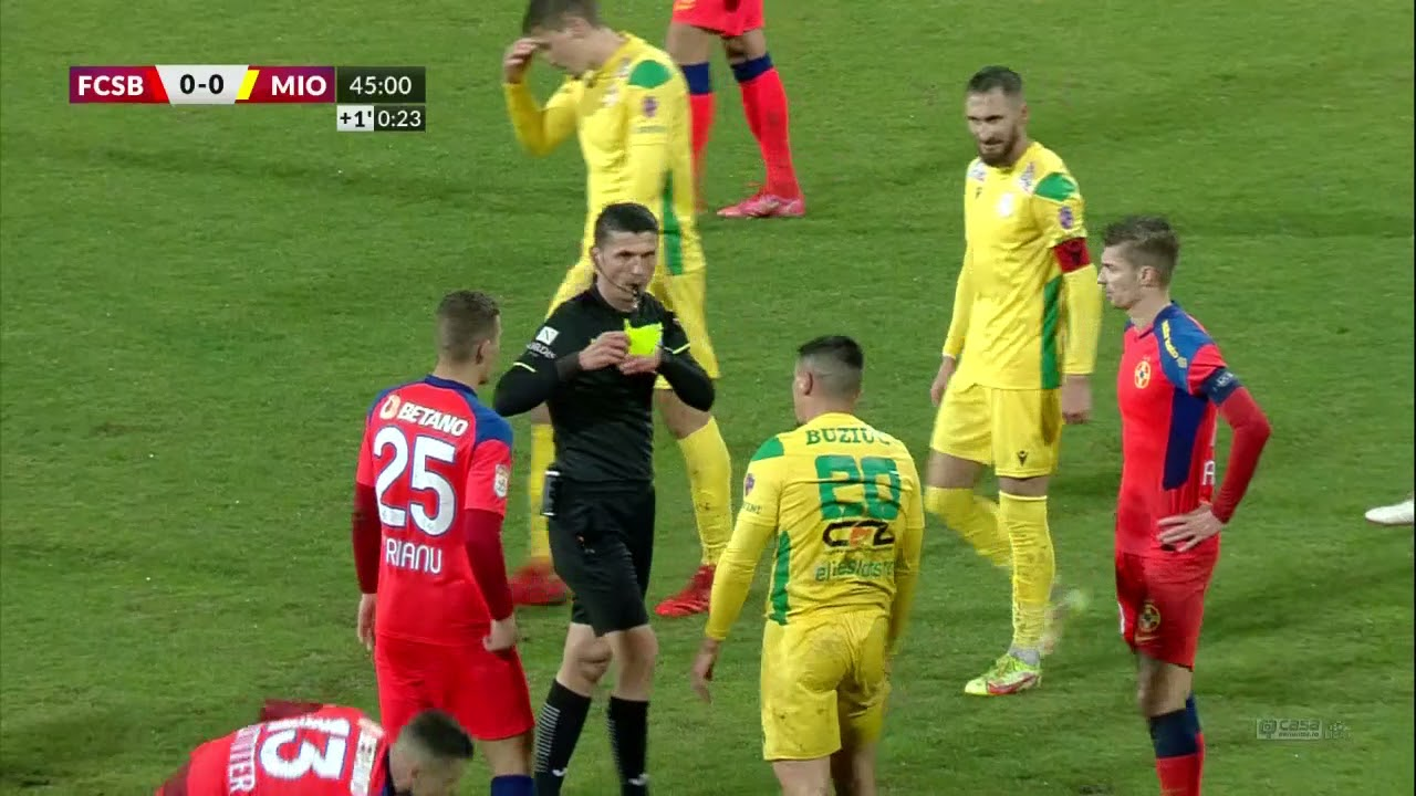 Download REZUMAT | FCSB - Mioveni 3-0 | Etapa 12, Liga 1, 2021 - 2022