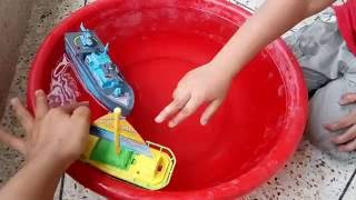 2 Boats for Kids - Boats and ships for children, Speed Boat Kids Toy