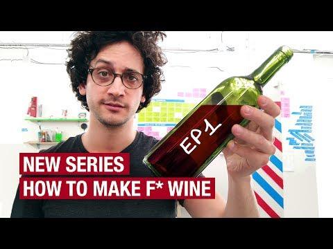 Come produrre un F* vino a casa | Cosa devi sapere...