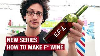 How To Make F* Wine At Home ! What You Need To Know...
