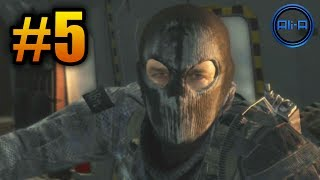 """Call of Duty: Ghosts Walkthrough (Part 5) - Campaign Mission 5 """"HOMECOMING"""" (COD Ghost)"""