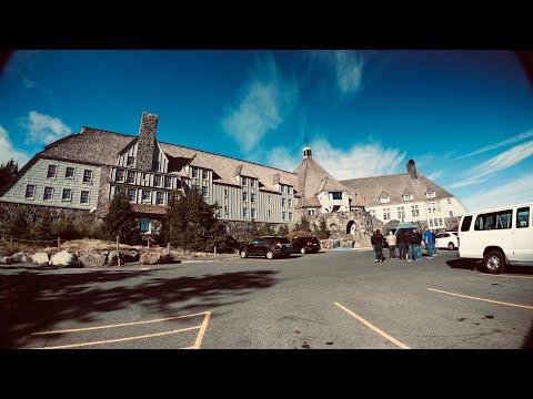 Hotel Overlook De La Película El Resplandor - 4K