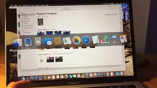 2016 MacBook Pro - Opening all apps