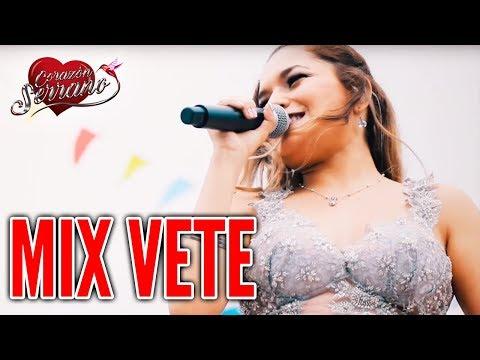 Corazón Serrano - Mix Vete | En Vivo en Piura