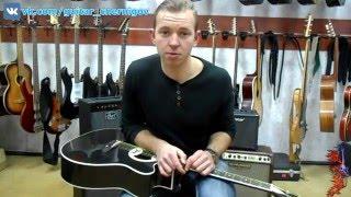 Видео Обзор Гитары Leoton L 17  от Салона Гитар и Комплектующих Maestro