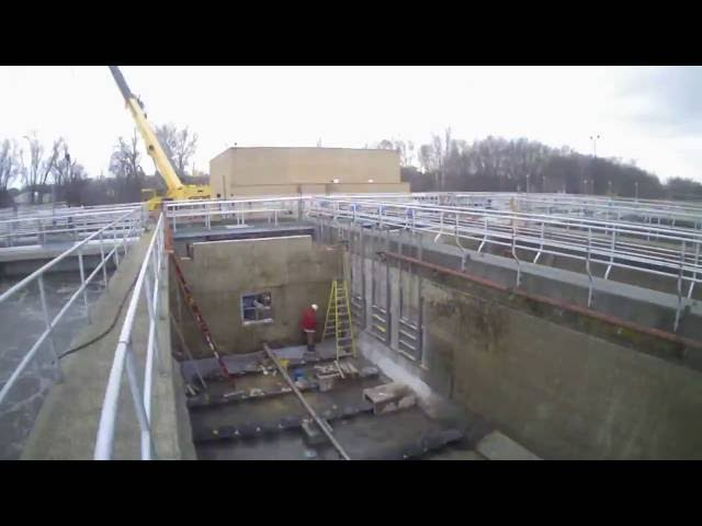 Logansport, Indiana WWTP Improvements