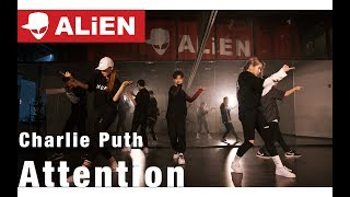 Charlie Puth - Attention | A.FLOW | Choreography by Euanflow