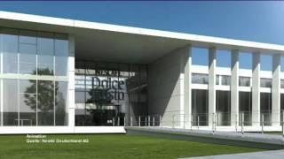 Merkel und Bulcke legen Grundstein für Nestlé-Werk in Schwerin