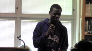 Kanye West - Roses (Poetry Read Day)
