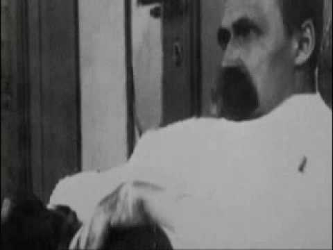 Nietzsche - 'Last Days' Footage - 1899