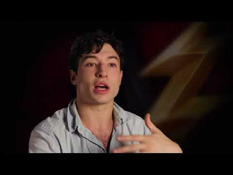 Justice League - Interview with Ezra Miller (The Flash)