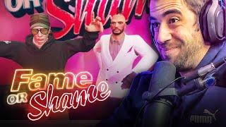 GTA V ROLEPLAY || EL REENCUENTRO || FAME OR SHAME #1