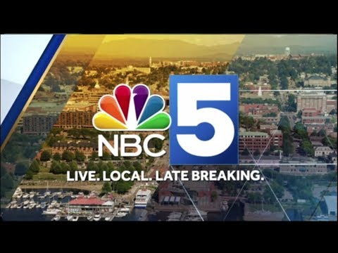 WPTZ NBC 5 News at Noon Open February 8, 2018