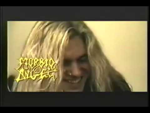 Morbid Angel Trey Azagthoth and David Vincent - from Tales From The Pit trailer cut